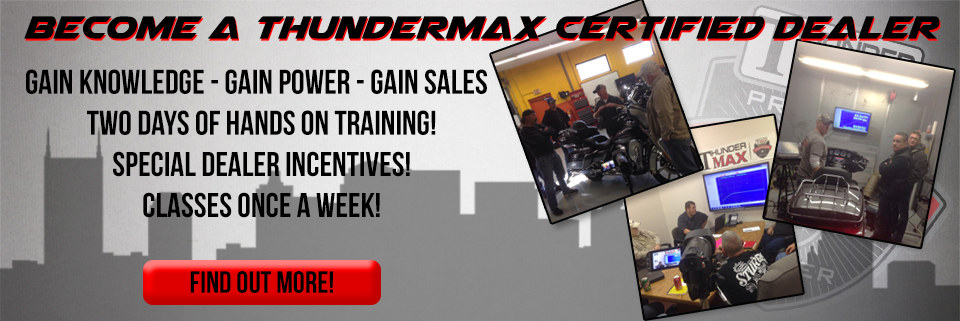 ThunderMax Certified Dealer